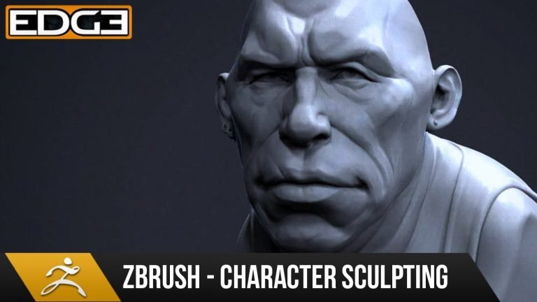 Sculpting a Stylized Head in Zbrush