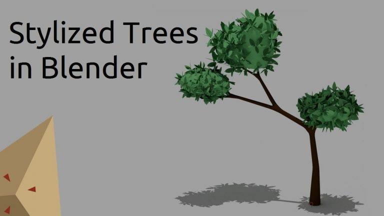 Modeling in Blender for Complete Beginners [Blender 2 8] - Stylized